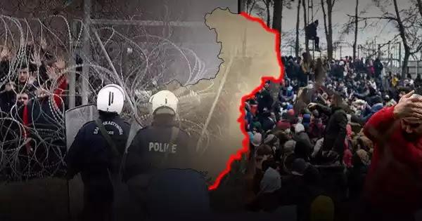 H «ανεξάρτητη δικαιοσύνη» καλεί πολίτες γιατί βοήθησαν αστυνομία και στρατό να σταματήσουν την εισβολή παράνομων μεταναστών στον Έβρο