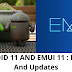 [EMUI 11 & Android 11] List Of Huawei and HONOR Devices Getting EMUI 11 Based On Android 11