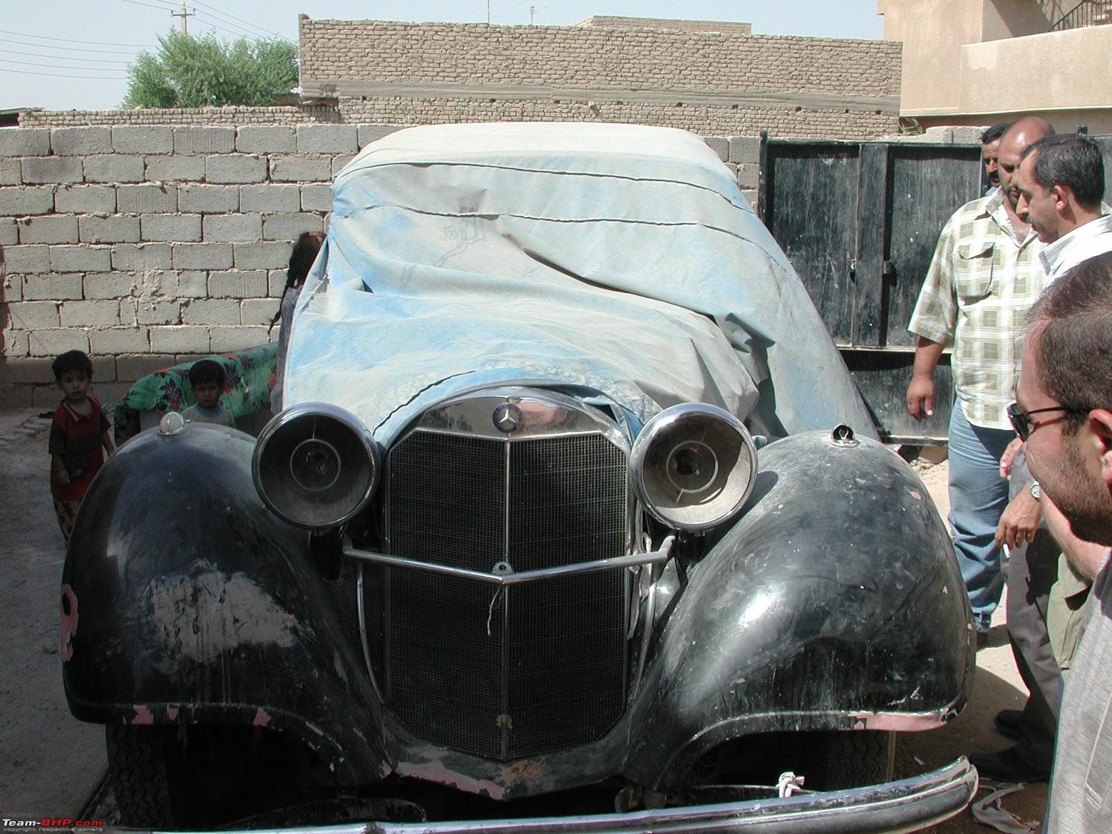 Classic Cars Malaysia Koleksi Kereta Saddam Hussein Dan