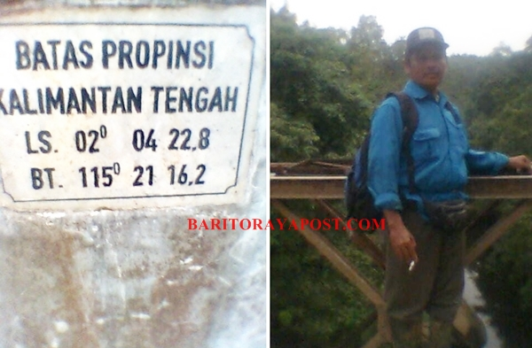 History Perjalanan Yornelis Penjelajah Perbatasan Wilayah Bartim Kalteng dan Tabalong Kalsel