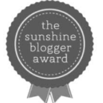 Sunshine Blogger Award - Taylor A Mead