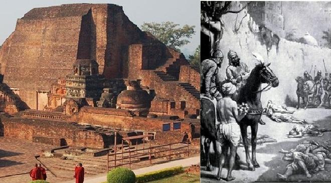 నిరంకుశ రాక్షస ముస్లిం పాలకులు ధ్వంసం చేసిన విద్యా పీఠాలు - List of Vedic Academies destroyed by tyrannical demonic Muslim rulers