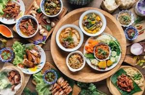 Nikmati hidangan lazat tanpa membatasi diet anda