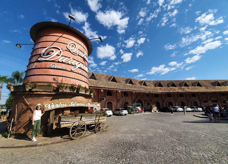 Vinhos Durigan e Restaurante Madalosso Curitiba