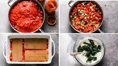 ,vegetable lasagna recipe,vegetable,lasagna,recipe