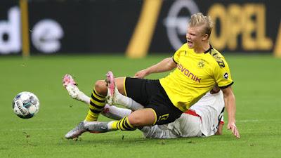 Video Dortmund 0-2 Mainz 05: Haaland khổ ải, thất vọng cùng cực