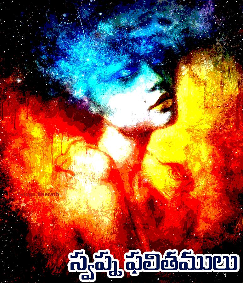 స్వప్న ఫలితములు,కలలు - Swapna Phalithamulu