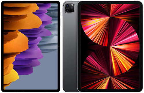 Samsung Galaxy Tab S7+ vs Apple iPad Pro 11 (2021)