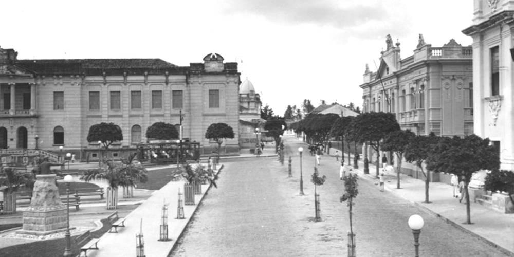 literatura paraibana centro historico joao pessoa nostalgia passado cronica cidade antiga