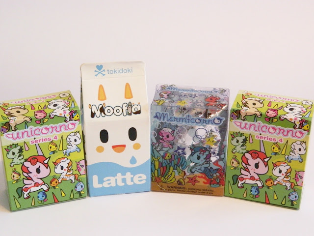Blindbox Haul, Unicorno Blindbox, Tokidoki Blindbox, Moofia Blindbox, Mermicorno Blindbox,