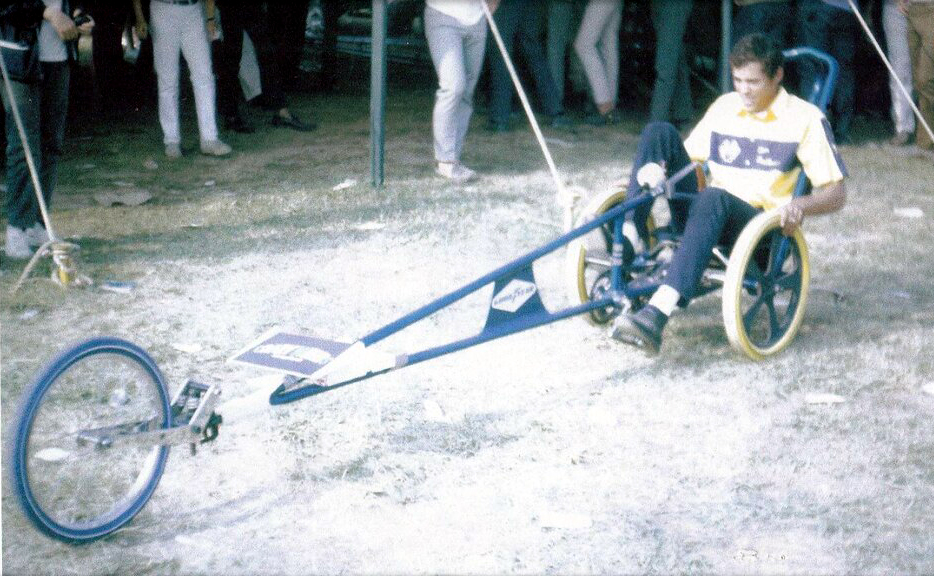 Just A Car Guy: Goodyear Dragster Bike, anyone know about it?
