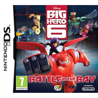 Big Hero 6 Battle In The Bay 3DS CIA Download