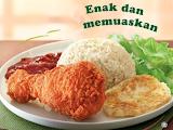 Layan McDonald's Boleh Bikin Hati Resah Jadi Gembira