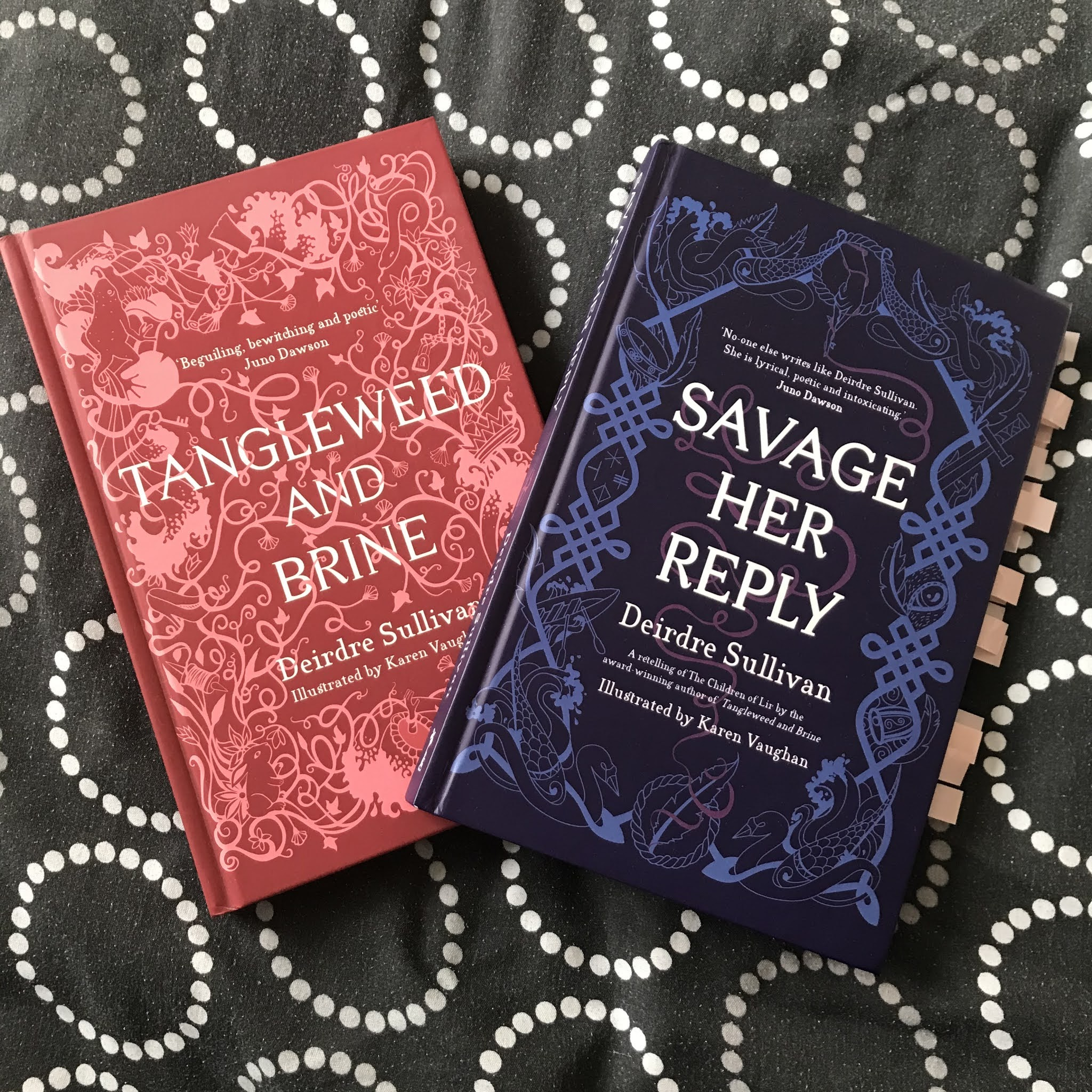 Tangleweed and Brine, and Savage Her Reply by Deirdre Sullivan