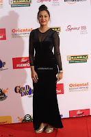 Vennela in Transparent Black Skin Tight Backless Stunning Dress at Mirchi Music Awards South 2017 ~  Exclusive Celebrities Galleries 068.JPG