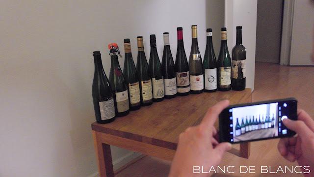 Mosel Riesling -tasting - www.blancdeblancs.fi