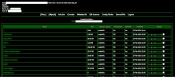 Bajax v1.2.3 Shell