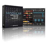 Big Fish Audio - Modular Analog Tech House KONTAKT Library