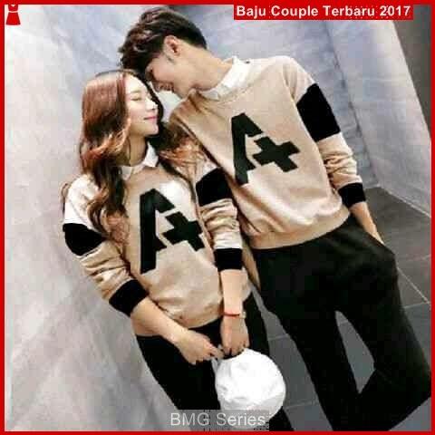 BA10 Baju Couple A Mocca Model Couple Anime BShop