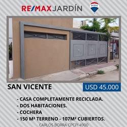 Casa Dos Habitaciones B San Vicente