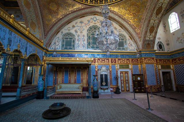 Palazzo Topkapi (Topkapi Sarayi)-Istanbul