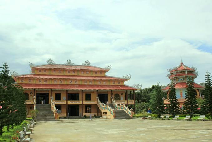 Chùa Tháp Kỳ Quang