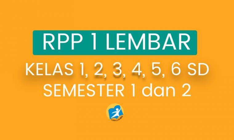 Contoh RPP PAI 1 Lembar Semester 2 K13 Revisi 2020 Tingkat ...