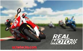 Real Moto android Apk + Data racing game