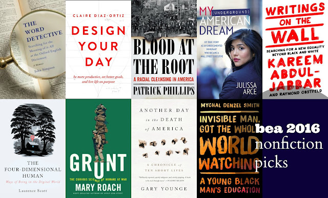 book expo bea 2016 nonfiction books
