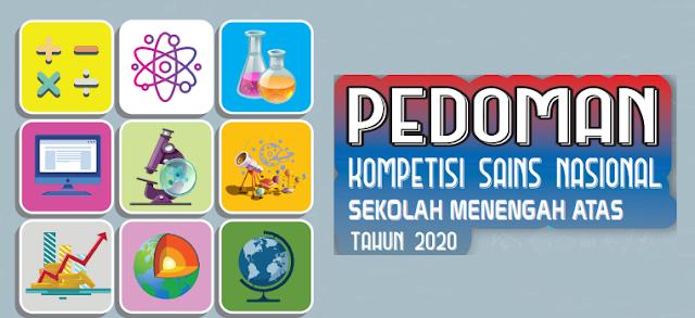 JUKNIS KSN SMA TAHUN 2020 (OSN SMA TAHUN 2020)