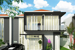 Konsep Perumahan Mewah 2 Lantai  dan 1 Lantai Yogyakarta