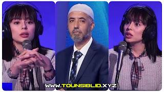 (بالفيديو) عائشة عطية : أنا مغرومة بالشيخ سعيد الجزيري وعلاقتي بيه كبيرة برشا !