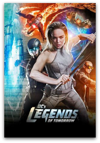Legends of Tomorrow (Leyendas del mañana)