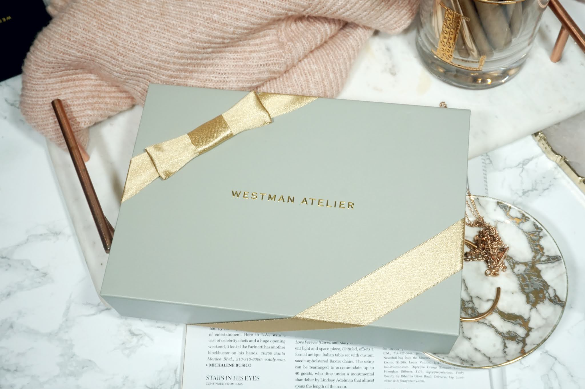Westman Atelier Le Box Holiday Edition 2020 Review and Swatches