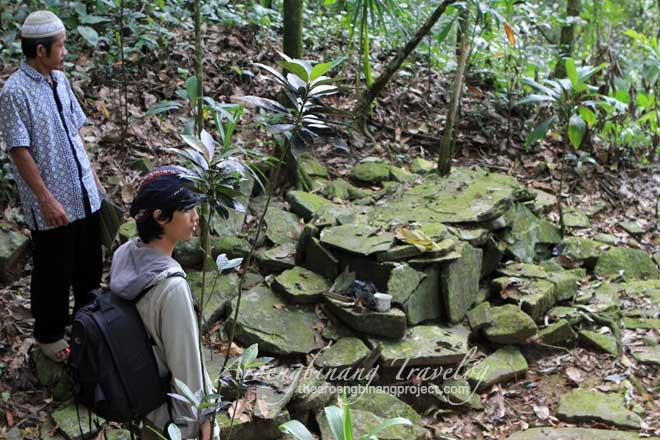 gedong archeological site petungkriyono pekalongan
