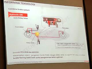 combi brake delay valve