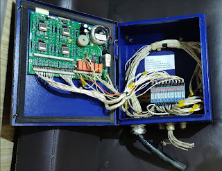 Bulksafe Water Ingress Detection System Panel Martek Marine