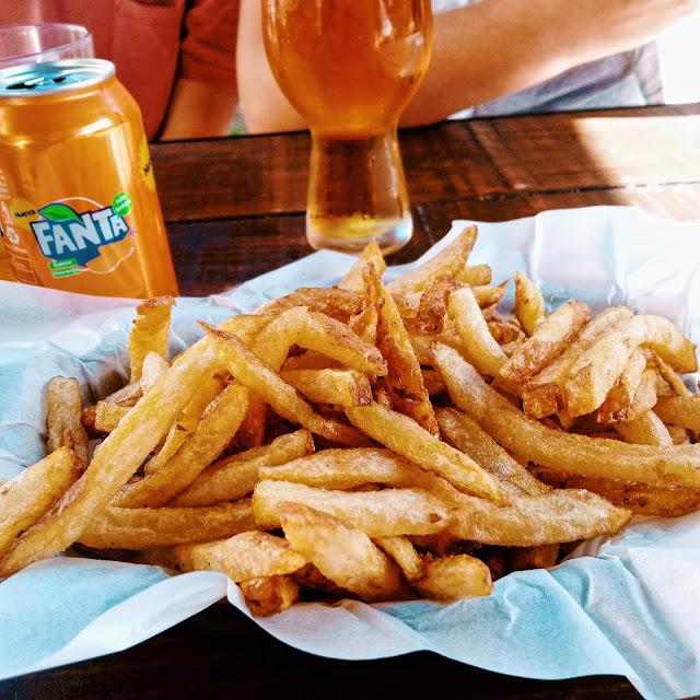Hops Craft Beer - Papas Fritas