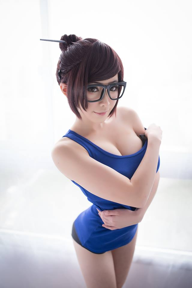 Cosplay Mei Overwatch