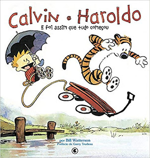 Comprar livros Calvin e Haroldo