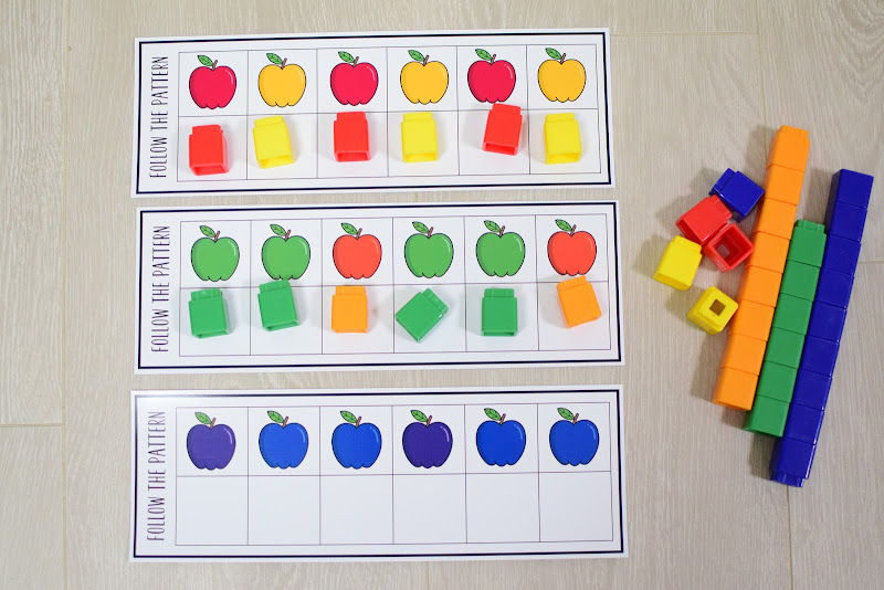 Alphabet Curriculum: Themed Activity Centers