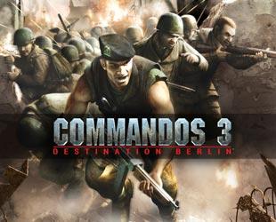 Commandos 3 Destination Berlin PC Full Version