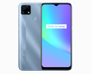 Realme C25 full specifications