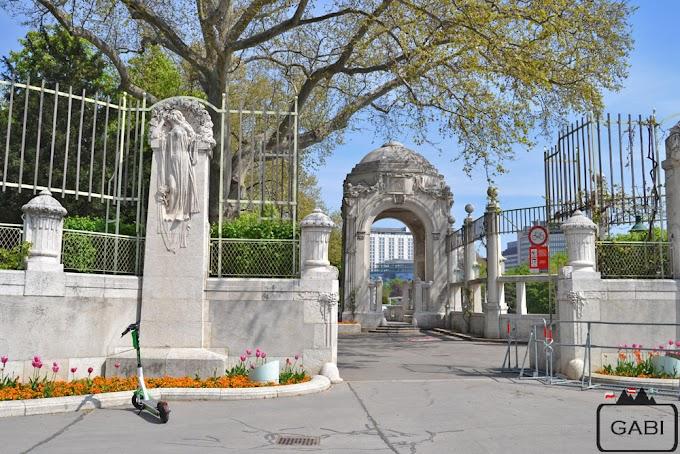 Wiedeński park miejski