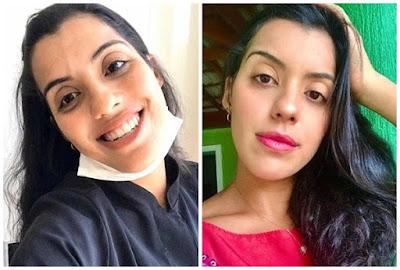 Vitoria da Conquista : Jovem dentista que desapareceu a caminho do trabalho é encontrada morta