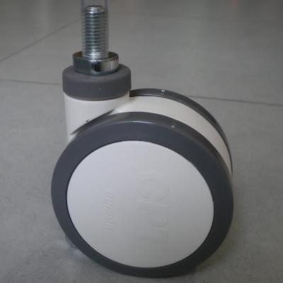 Bánh xe đẩy Colson Mỹ cho máy thở, máy nội soi phi 100 | CPT-4854-85 www.banhxeday.xyz