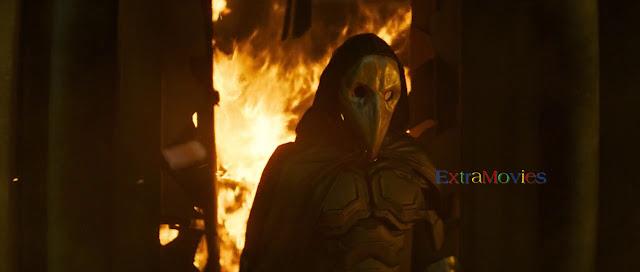 Major Grom: Plague Doctor 2021 Dual Audio [Hindi-DD5.1] 720p HDRip