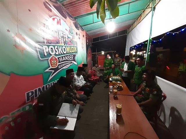 Sambut Pemudik, 336 Posko Mudik Banser 2019 Didirikan di Jateng
