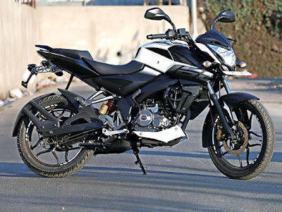 New 2017 Bajaj Pulsar NS 160 naked