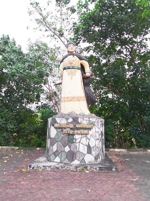 Patung Muhammad Cheng Hoo di Bengkong, Batam